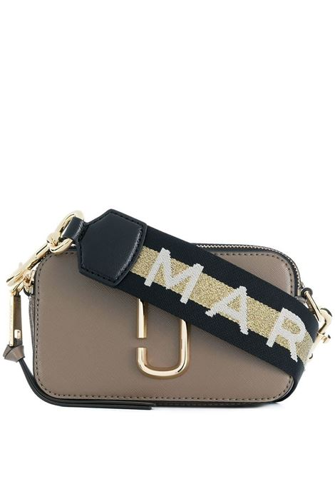 Brown saffiano leather Snapshot crossbody bag MARC JACOBS |  | M0014146064
