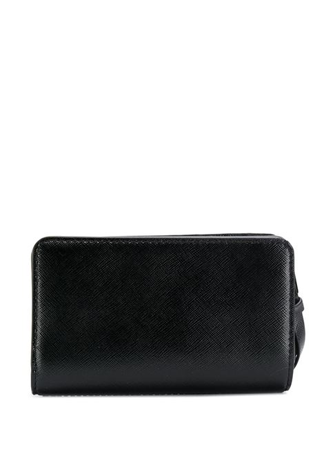 black saffiano leather Snapshot wallet  MARC JACOBS |  | M0014528001