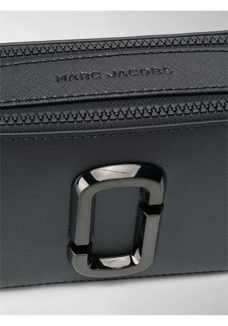 Black saffiano leather The Snapshot camera bag   MARC JACOBS |  | M0014867001