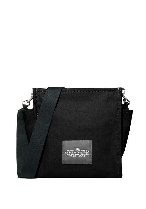Black cotton The Book Bag featuring white Marc Jacobs logo MARC JACOBS |  | M0017047001