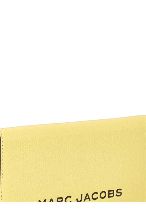 yellow leather The Bold wallet featuring Marc Jacobs logo MARC JACOBS |  | M0017063741