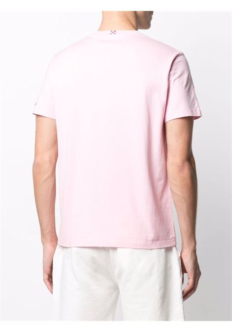Blush-pink cotton T-shirt from MC2 SAINT BARTH x Algida Collection  MC2 |  | AUSTIN-EMB CUCCIOLO21