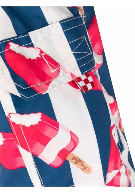 costume da bagno multicolore Fior di Fragola MC2 | Costumi | GUSTAVIA-ALGI STRAW61