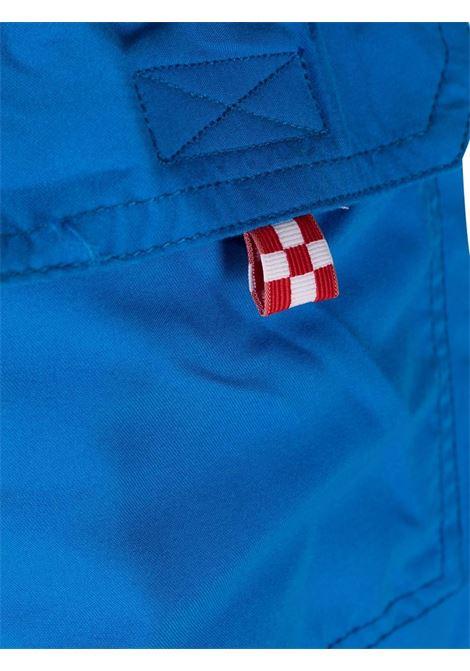 Pantaloncini da bagno blu elettrico e arancione MC2 | Costumi | GUSTAVIA-EMB PLAY HOLIDAY17