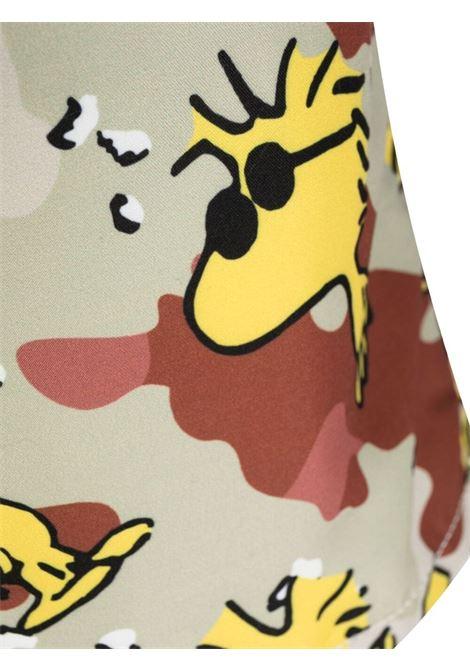 Pantaloncini da bagno in poliestere riciclato  Gustavia Woodstock MC2 | Costumi | GUSTAVIA-WOODSTOCK CAMO11