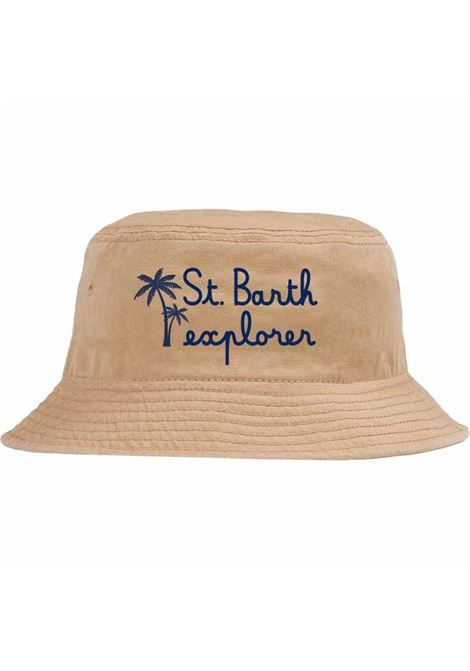 Sand color cotton bucket hat  MC2 |  | JAMES-EMB BARTH EXPLORER11