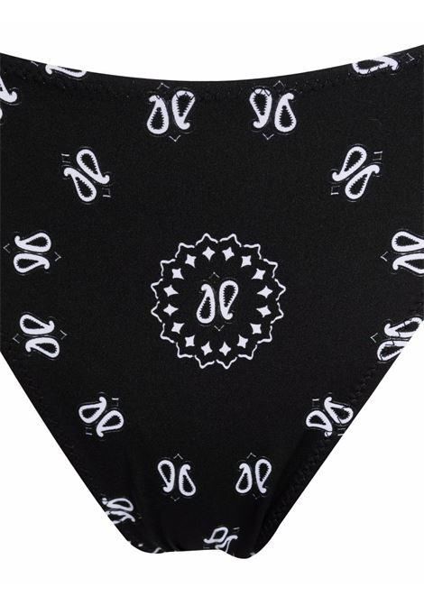 black bandana print Judy Marielle bikini  MC2      JUDY+MARIELLE JUMBO FOULARD00