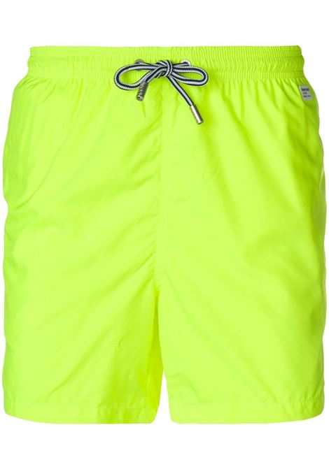 pantaloncini da bagno giallo fluo Mc2 x Pantone Collection MC2 | Costumi | LIGHTING PANTONE94