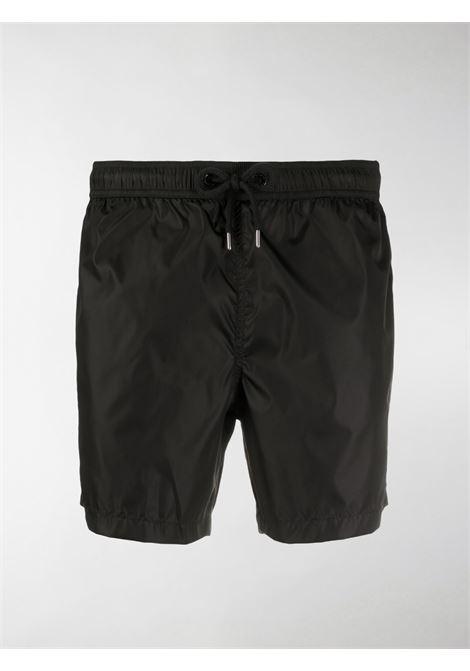 black swim shorts featuring Moncler logo MONCLER |  | 2C708-00-53326999