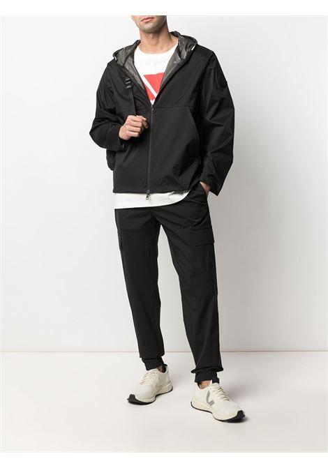 Giubbino nero Chardon in nylon con chiusura a zip MONCLER | Giubbini | CHARDON 1A749-00-539HW999