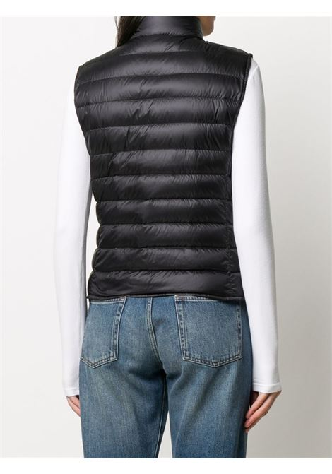 black Liane puffer gilet jacket with high standing collar MONCLER |  | LIANE 1A102-00-53048999