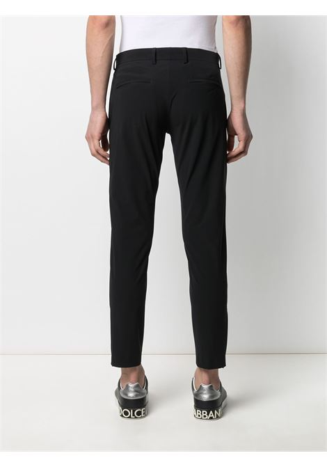 Black slim-fit cropped trousers  PT01 |  | COASEPZ10KLT-CV070990