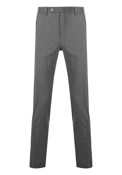 Melange grey stretch wool blend low-rise skinny trousers PT01 |  | COKSTVZ00TVL-PO350230