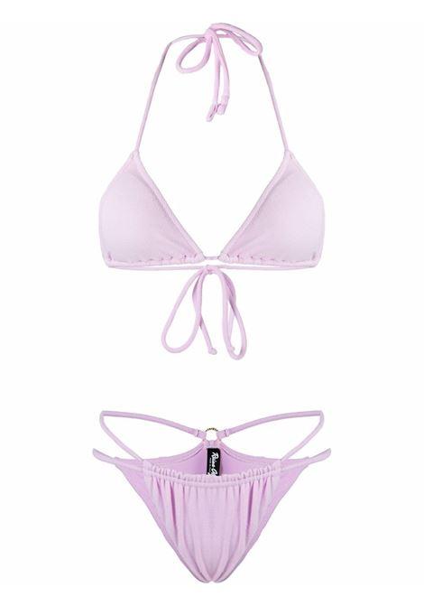 bikini Maja color lilla in tessuto elasticizzato REINA OLGA | Costumi | MAJAPINK TERRY