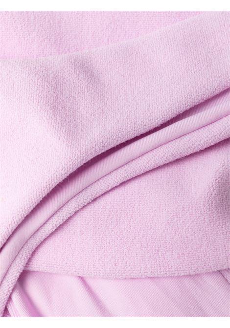 Costume da bagno lilla Showpony in stile avvolgente REINA OLGA | Costumi | SHOWPONYPINK TERRY