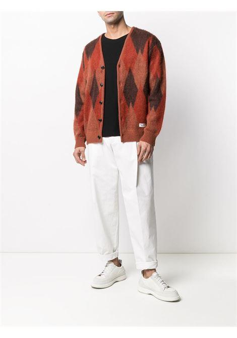 T-shirt girocollo in cotone nero con scollo tondo ROBERTO COLLINA | T-shirt | RE9002109