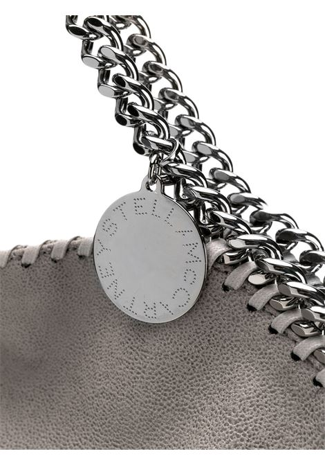 Grey large Falabella bag with silver chains STELLA MC CARTNEY |  | 234387-W91321220