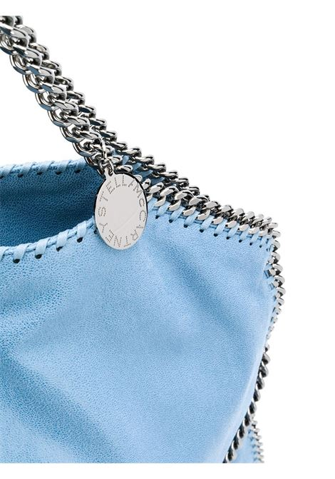 sky blue Falabella shoulder bag with silver chains STELLA MC CARTNEY |  | 234387-W91324960