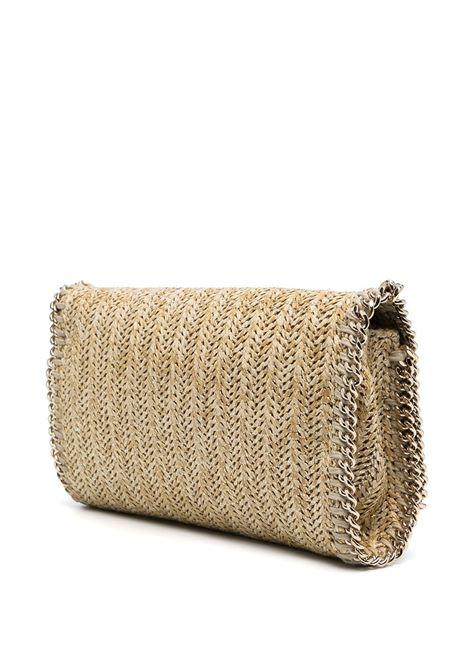 Borsa a tracolla Falabella color oro con catena dorata STELLA MC CARTNEY | Borse a tracolla | 291622-W8788T701