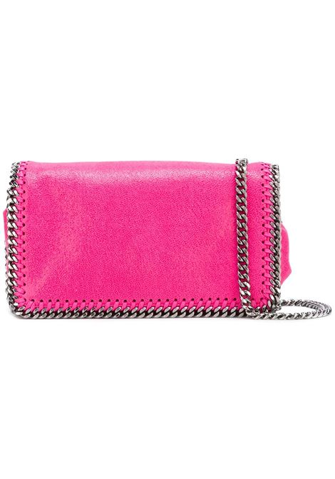 fuxia Falabella crossbody bag with silver chain STELLA MC CARTNEY |  | 291622-W91325600