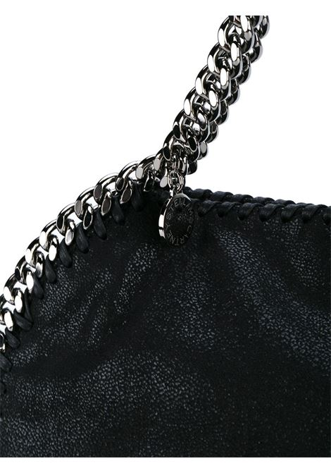 black mini Falabella tote bag with silver chain STELLA MC CARTNEY |  | 371223-W91321000