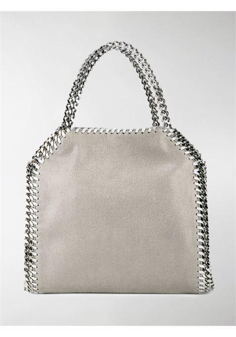 grey mini Falabella tote bag featuring silver chain STELLA MC CARTNEY |  | 371223-W91321220