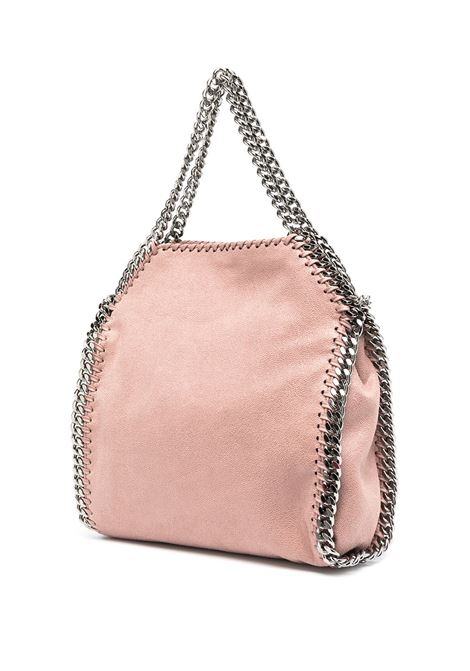 pink mini Falabella tote bag with silver chain STELLA MC CARTNEY |  | 371223-W91325702