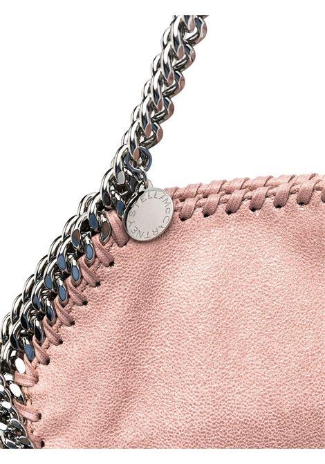 mini Falabella tote bag rosa con catena argento STELLA MC CARTNEY | Borse a tracolla | 371223-W91325702