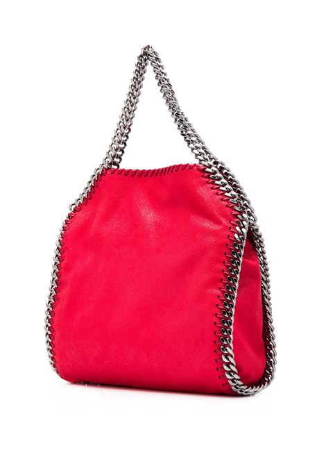 red mini Falabella tote bag with silver chain STELLA MC CARTNEY |  | 371223-W91326501