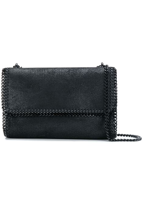 black Falabella shoulder bag featuring black chain STELLA MC CARTNEY |  | 455128-W81801000
