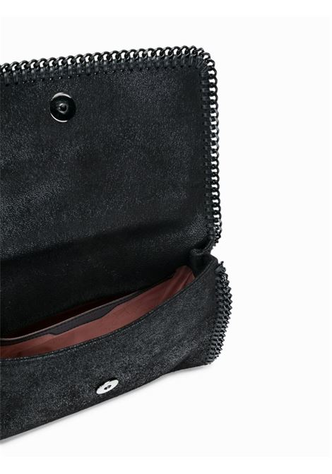 borsa a tracolla nera Falabella con catena nera STELLA MC CARTNEY | Borse a tracolla | 455128-W81801000