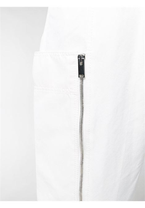 White linen tapered high-waisted trousers  STELLA MC CARTNEY |  | 602928-SIA039200