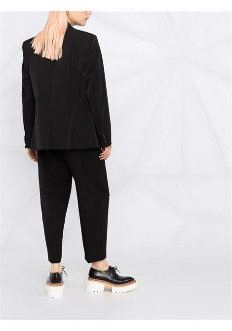 Black wool Liv twill trousers featuring high waist STELLA MC CARTNEY |  | 602929-SPA281000