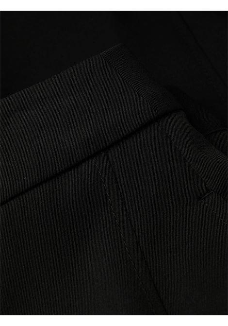 Black wool Liv twill trousers featuring high waist STELLA MC CARTNEY |  | 602929-SPA281000