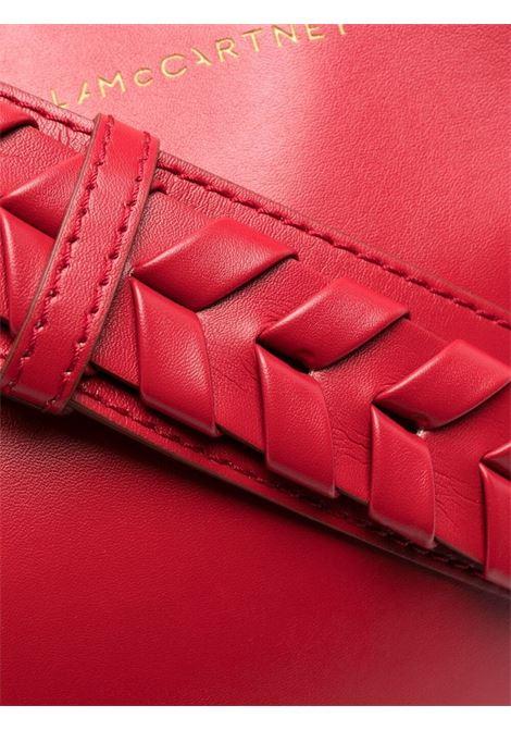 Borsa a tracolla Hobo media in similpelle rosso STELLA MC CARTNEY | Borse a tracolla | 700167-W87756309