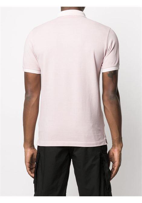 light pink cotton polo shirt  STONE ISLAND |  | 741522S67V0082