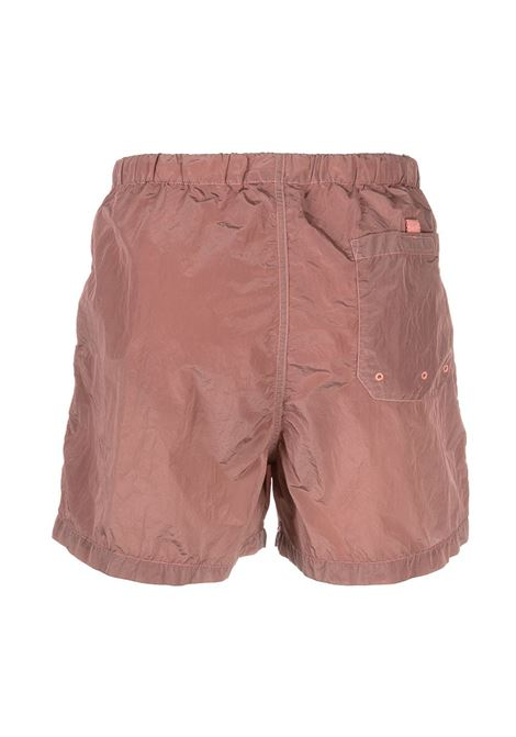Pink swimming shorts featuring Stone Island logo  STONE ISLAND |  | 7415B0643V0086