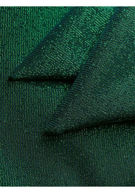 Abito Tomislav verde smeraldo TALBOT RUNHOF | Abiti | TOMISLAVA1-EG20220