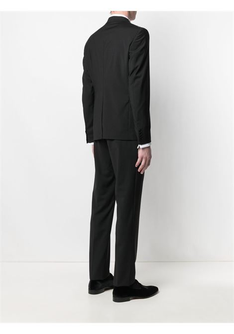 Black virgin and mohair wool dinner single-breasted suit  TONELLO |  | 01AI203K-3209U990