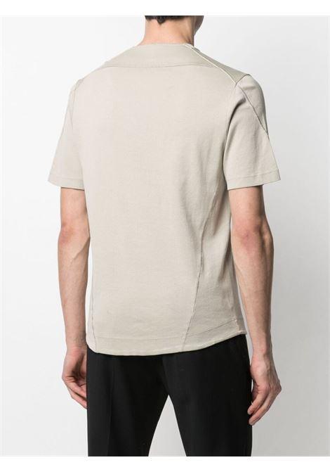 T-shirt in cotone grigio polvere TRANSIT | T-shirt | CFUTRN-3381U02