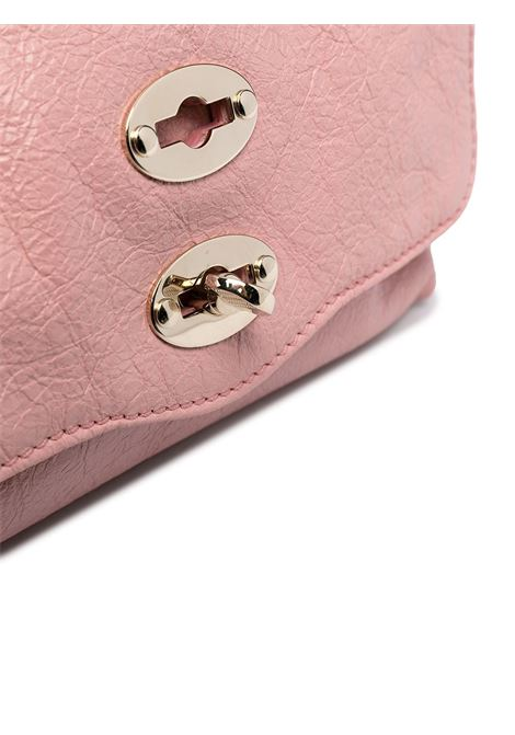 Pink leather baby Postina tote bag ZANELLATO |  | 6262-BO43