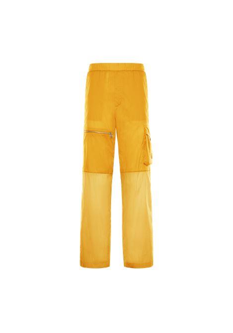 Pantaloni cargo in nylon ripstop giallo opaco della collezione  2 Moncler Genius 1952 MONCLER GENIUS | Pantaloni | 2A724-00-M117112H
