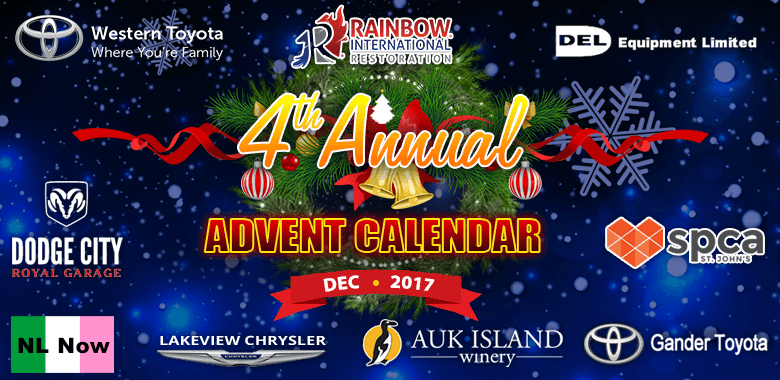 NL Classifieds' 4rd Annual Advent Calendar Contest