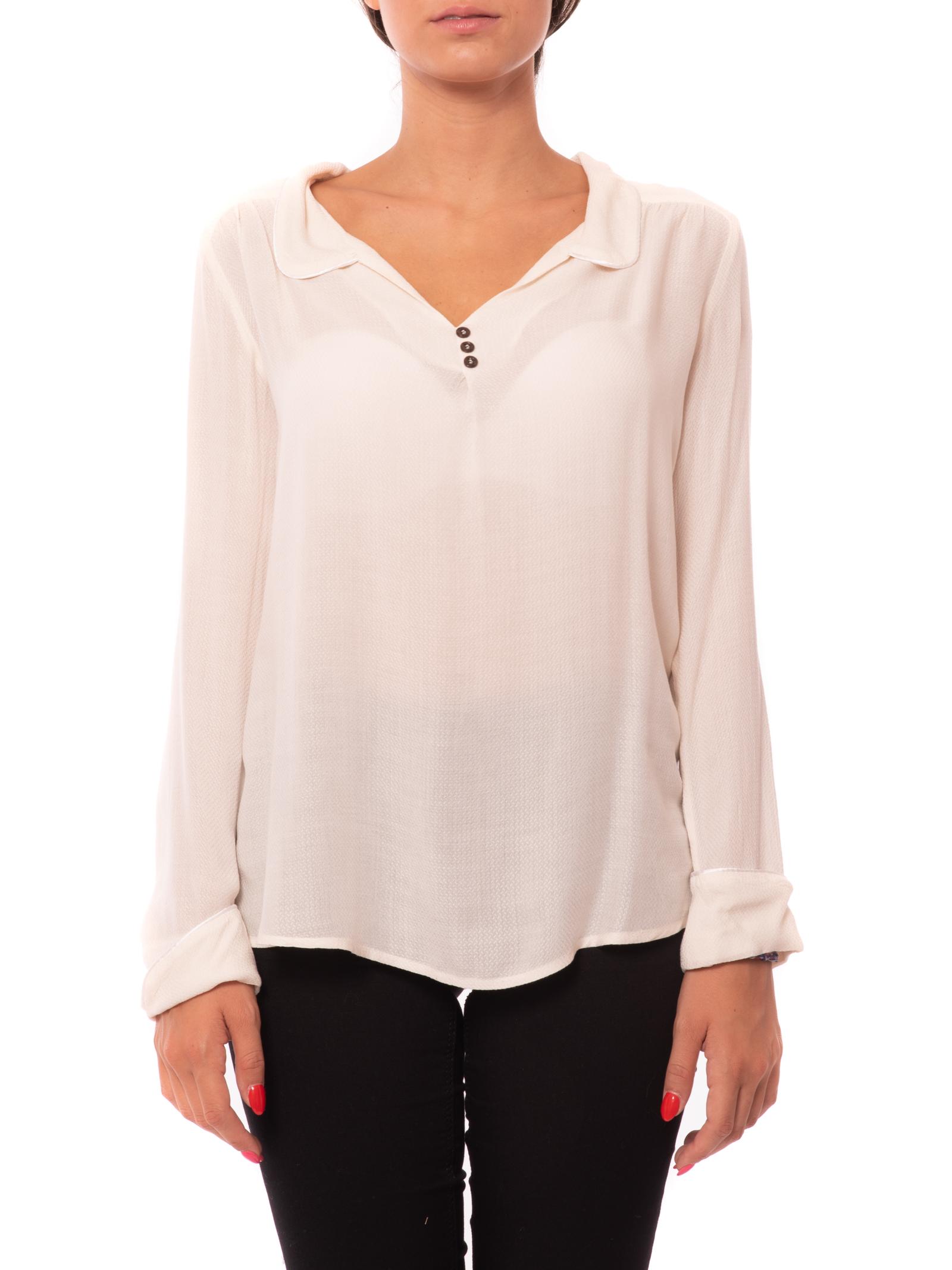 blusa in viscosa<BR/>