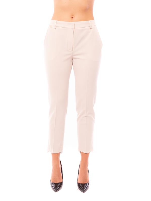 pantalone in punto stoffa