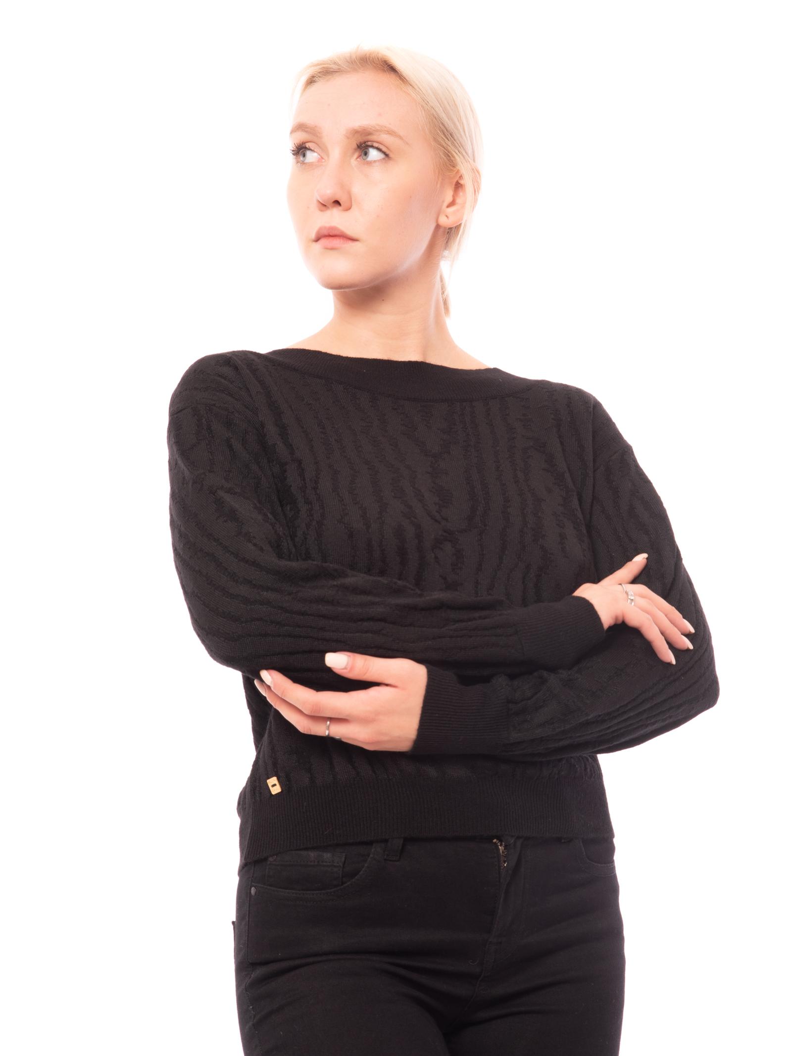 maglia girocollo