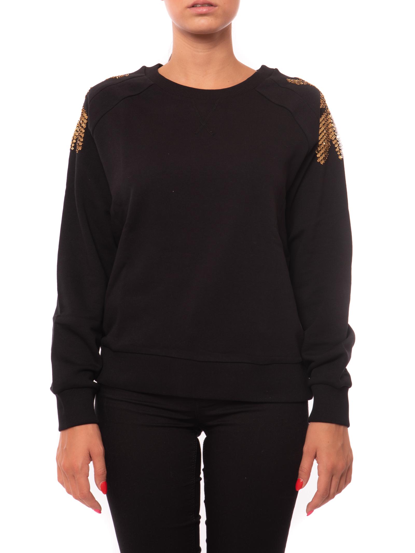 FLY embroidery sweatshirt