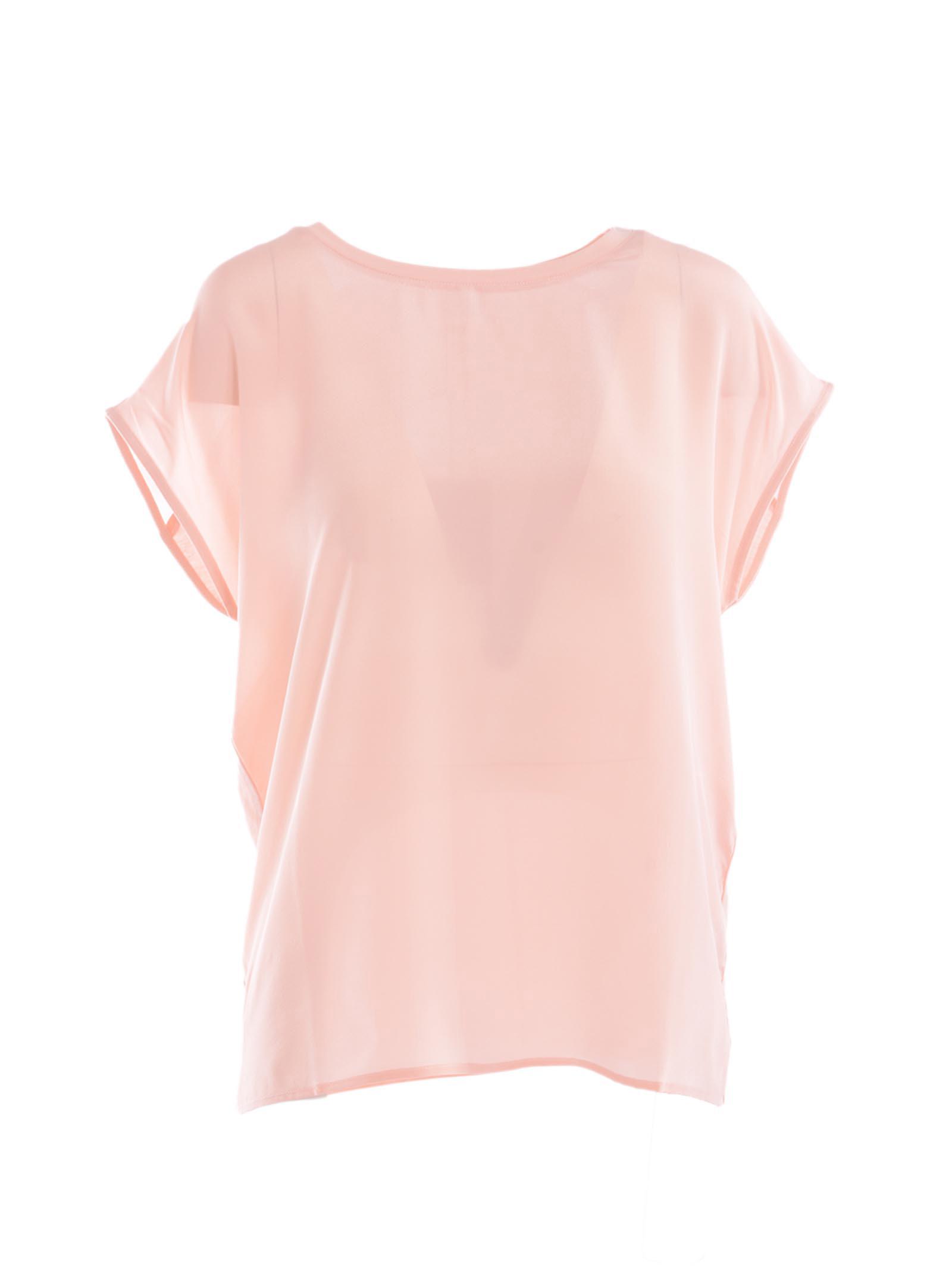 T-shirt manica scesa