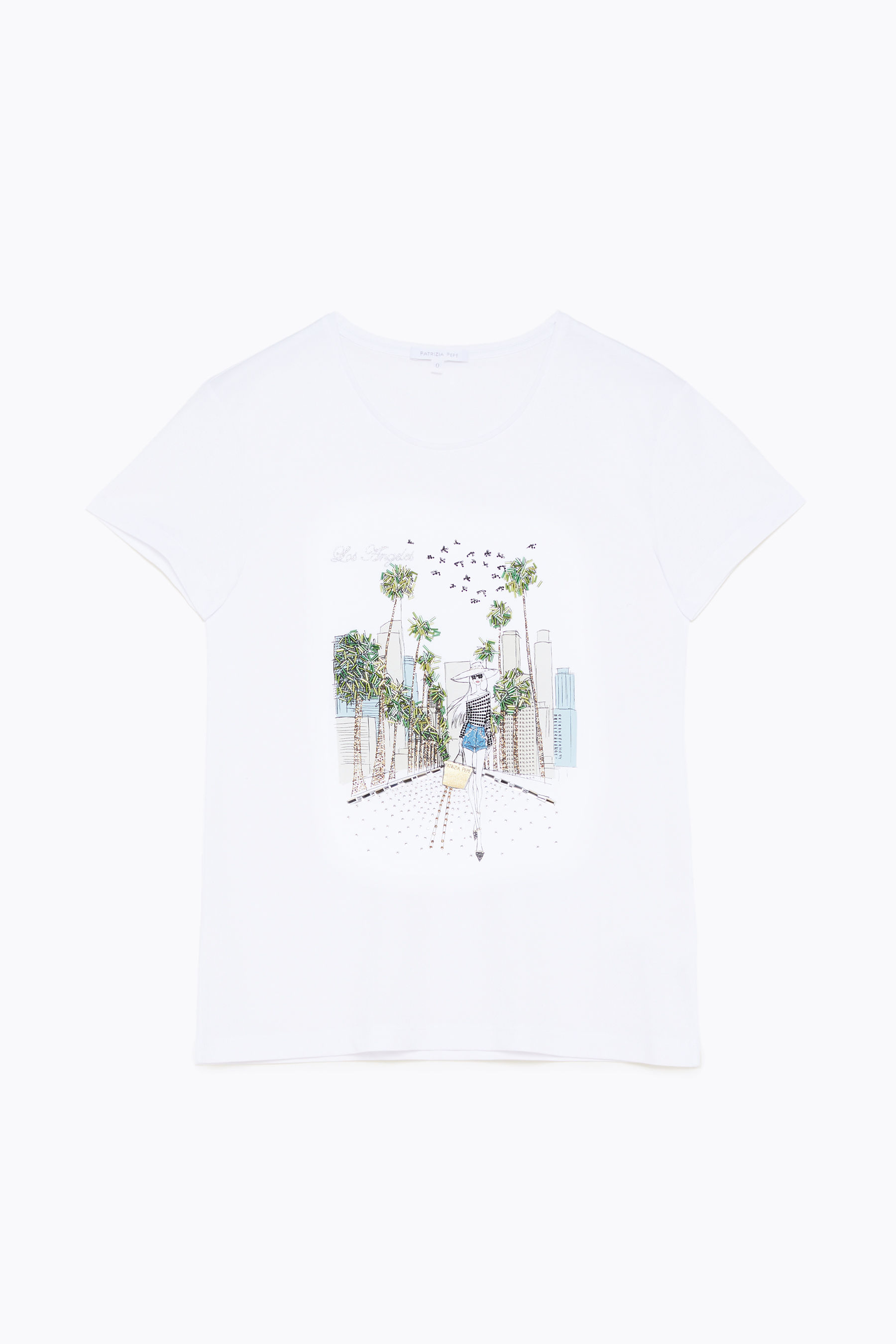 t shirt stampa ''City''