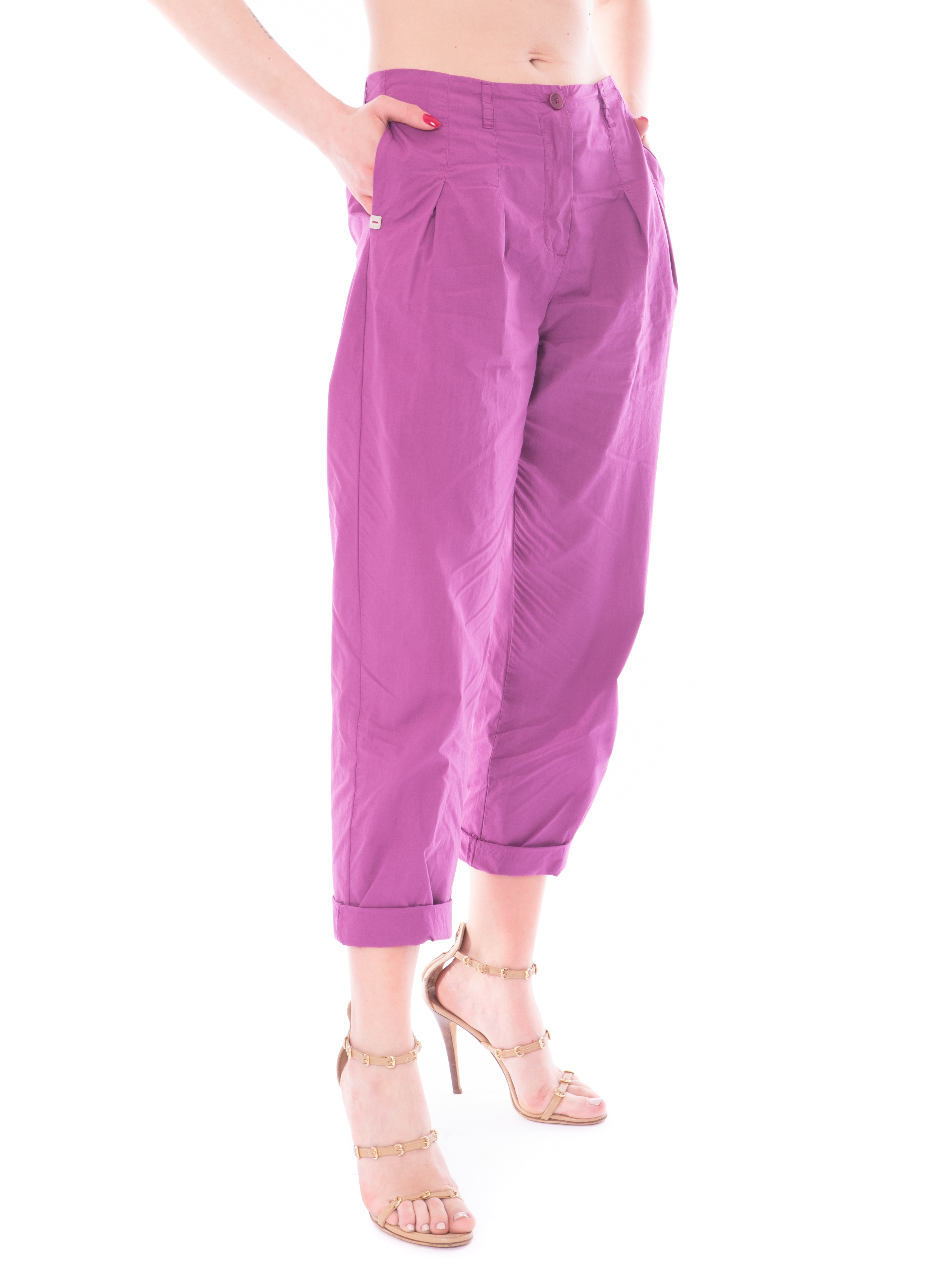Pantalone Slouchy MANILA GRACE